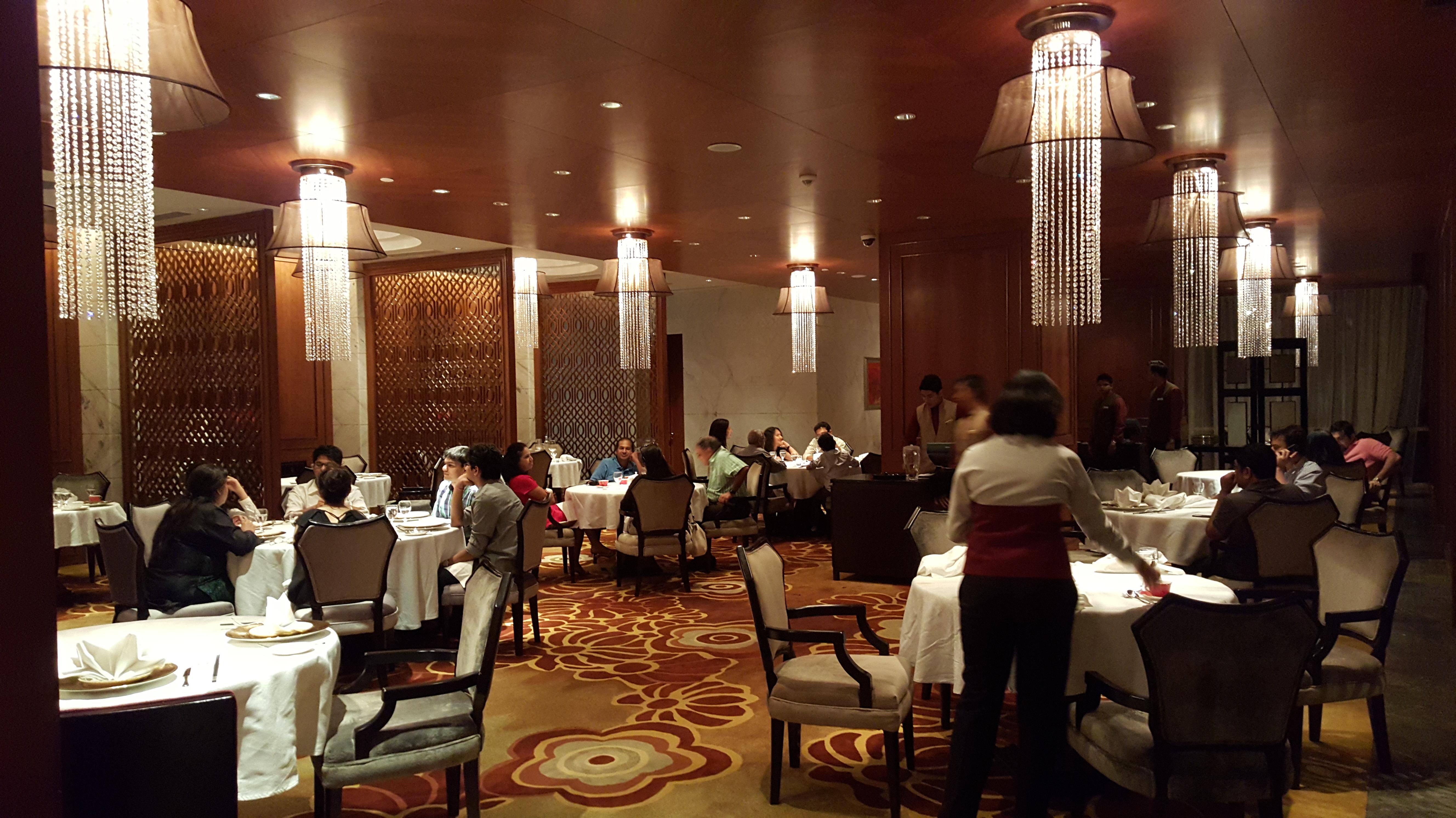 Shangri La Restaurant Delhi